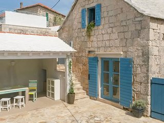 Traditional stone cottage island Brac