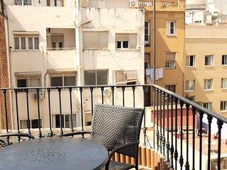 Apartamento en alquiler por meses