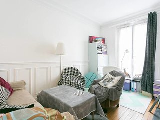 Appartement coloré - Bercy