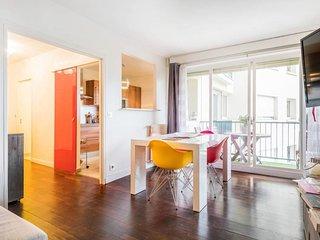 Spacious & modern 60m2 flat - Jardin du Luxembourg