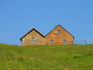 Grashütte, Selbstversorgerhütte im Schigebiet