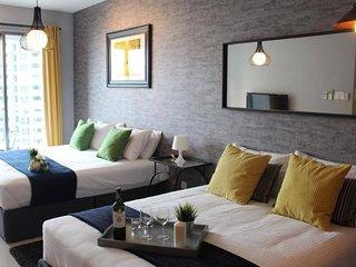 Teega Boutique Suites by LSE (Studio 2 double beds )