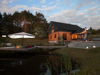 Anupro Villa Trakai