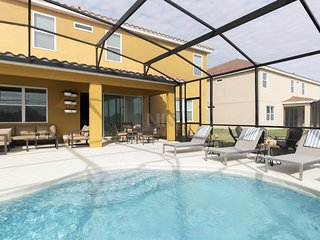 Tranquility, safety and comfort House near Disney