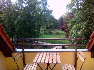 Appart *** entre vignes et remparts d'Obernai