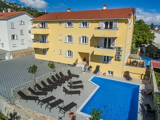 Ferienwohnung 4438-2 für 2+2 Pers. in Baška