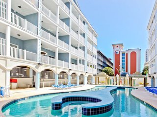 Myrtle Beach Villas 201 B