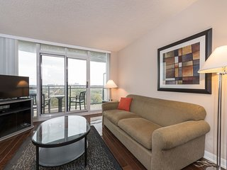 Furnished Rental 1 Bedroom Suite in North York - 2112