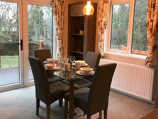 Luxury Lodge Auchterarder