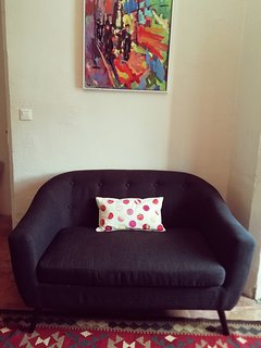 First floor - Lounge