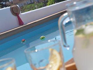 Villa Imerti - New Private Swimming Pool.