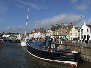 Anster Neuk, Anstruther, close to the beaches and St Andrews, ideal for families