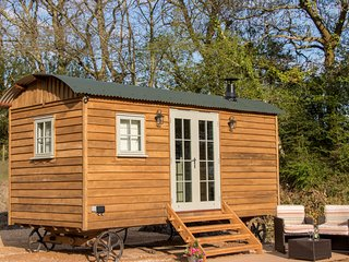 Luxury New Forest Shepherds Hut