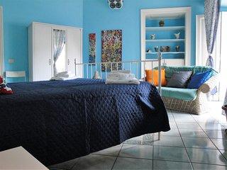 Blue room Stanza blu