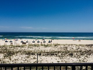 Ocean Breeze East Gorgeous Beachfront 3 bed/ 2 bath Condo
