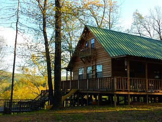 The cabin!!!