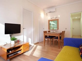 Great 2bed next to Arc de Triomf