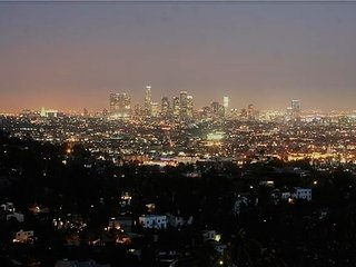 Amazing 360 views of Los Angeles, Hollywood sign, Griffith Observatory & ocean