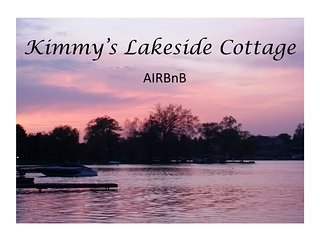 Kimmy's Lakeside Cottage