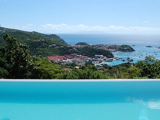 Villa Cactus | Ocean View ^ Located in  Tropical Colombier with Private Pool