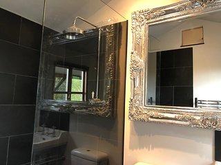 The wetroom shower