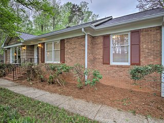NEW! Home w/Billiards - 20 Mins to Winston-Salem!