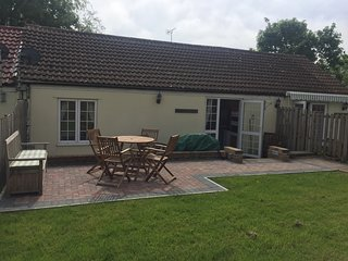 holiday cottage in Hartpury tranquill setting tucked away of a private lane