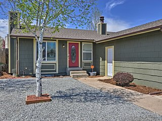 NEW! Private Home w/Yard-Block from RTD to Denver!