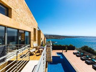 Yellow Dream Villa 1 · Yellow Dream Villa with astonishing sea view!