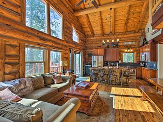 NEW! Grand Lake Cabin w/Direct Access to RMNP!