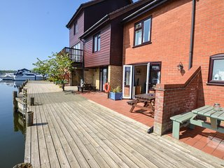 Buttercup Lodge in Ferry Marina Horning