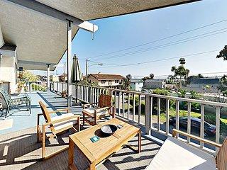 3BR w/ Wraparound Balcony/Garden & Cigar Lounge - Steps to La Conchita Beach