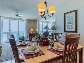 Crescent Shores Offers It ALL --Beach, Golf, Relax, Repeat