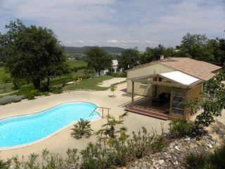 Extremely spacious villa with private swimming pool in the South of France
