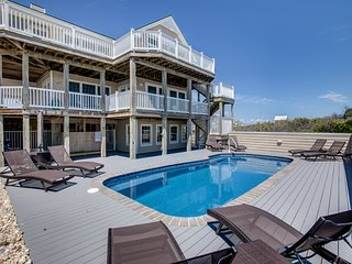 The Duck House | Oceanfront | Private Pool