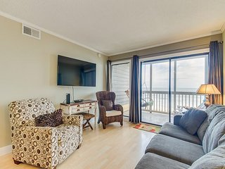 95 Steps To The Sand - Beautiful Oceanfront Condo In North Myrtle Beach