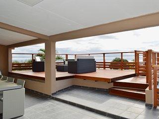 Appartement vue sur mer, bellepierre, Ile de la Reunion