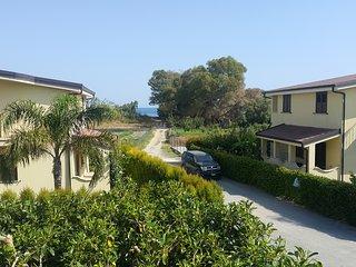 appartamento a 10 metri dal mare