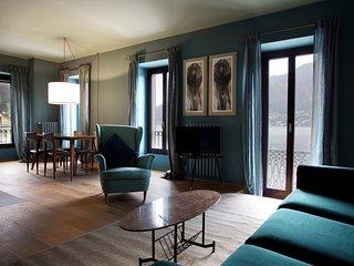 Domus Plinii 1792 Suites - Suite primo piano con vista mozzafiato sul Lago