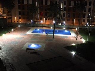 Apartamento con vista mar a 50 m de la playa