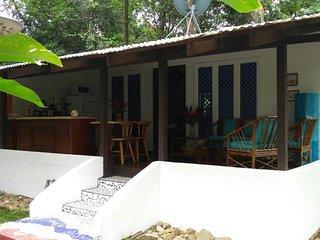 Coralina 1 Luxury Jungle Budget Bungalow with AC