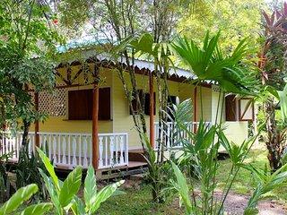 Amarilla Wooden Caribbean Style Garden House