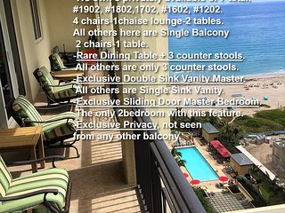 MarriottSingerIslandResort&Spa-5 Condos-ExclusiveTerrace+DiningTable-WiFI TV