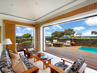 Ocean view, Private home, Pool, Elegant luxury, Privacy, Mana Alana at Poipu