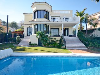 Villa Miraflores - fantastic Golf views