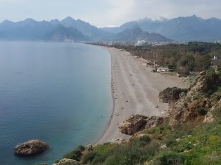 Turkey, Antalya, rooms for rent, free city guide