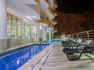 Terraza Tayrona 1301 . Terrazas Tyrona Luxury Condo 2/2 - Beach Access