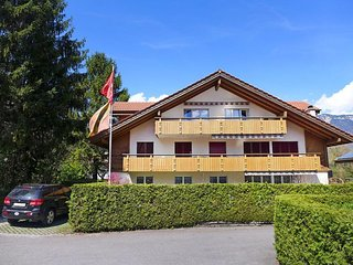 Rental Apartment Wilderswil, 3 bedrooms, 6 persons