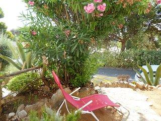 Appartement face a la Mar Menuda avec jardin
