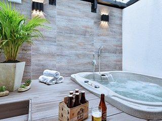 Villa del Penon Suites - Trendy Jacuzzi Pad in El Penon
